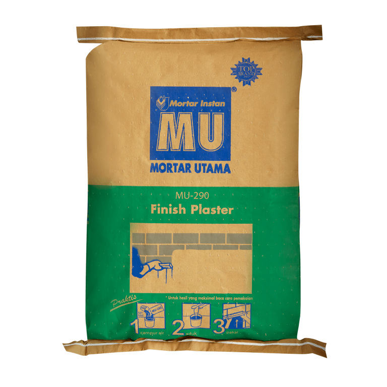 MU290_Mortar Instan Finish Plaster