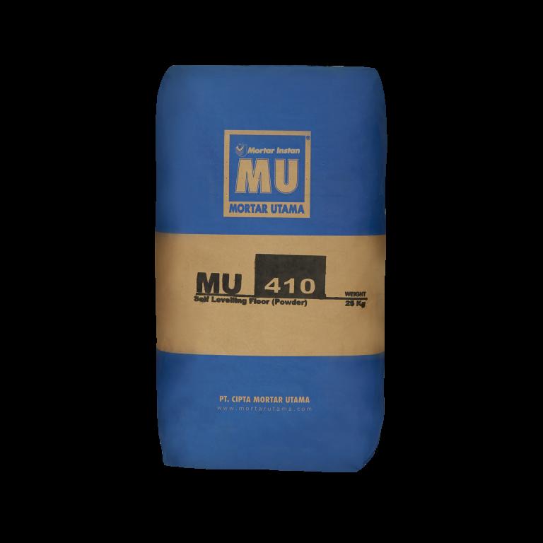 MU-410 Self Leveling floor (Underlayment)