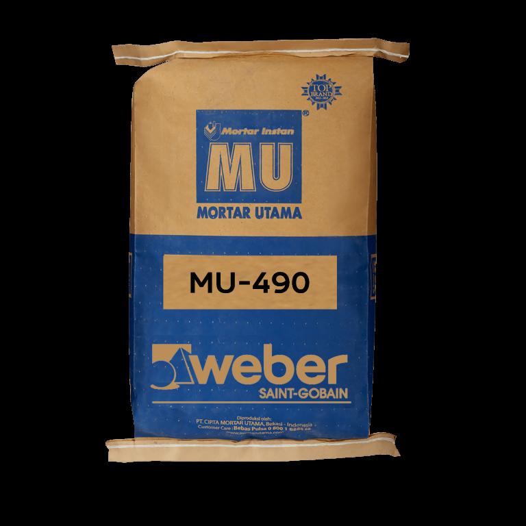 MU490_Mortar Instan.png RapidFix Flex - Perekat Keramik Cepat Kering