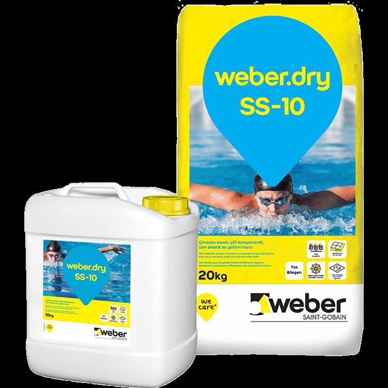 weber.dry SS-10